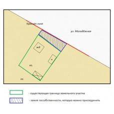 Оформление увеличения площади земельного участка